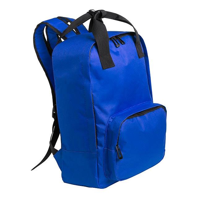 Doplar batoh - modrá