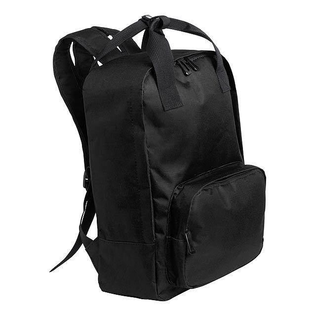 Doplar batoh - černá