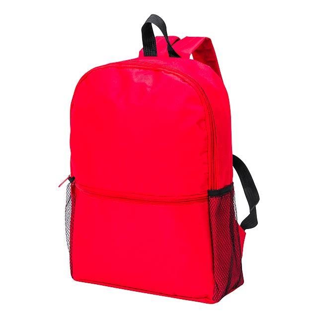 Yobren batoh - červená