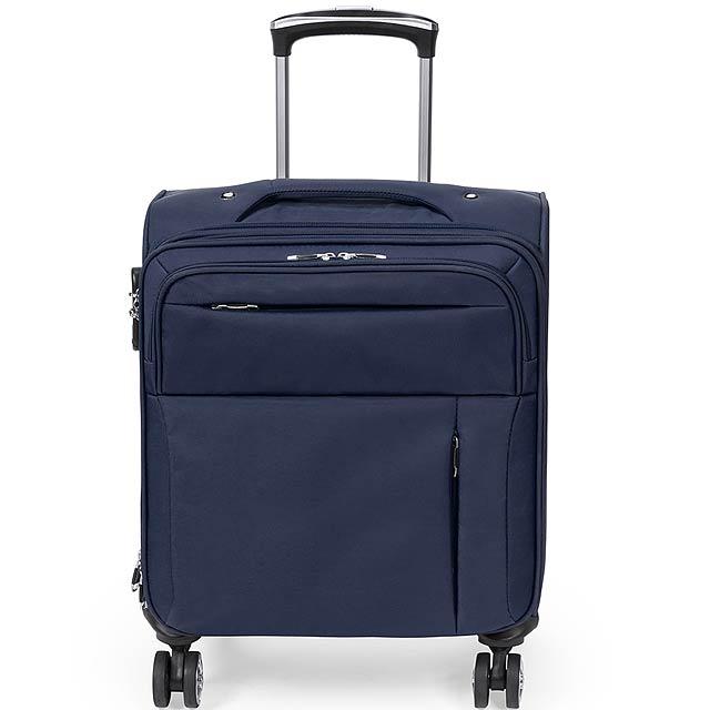 Zoidel kufr na kolečkách - modrá