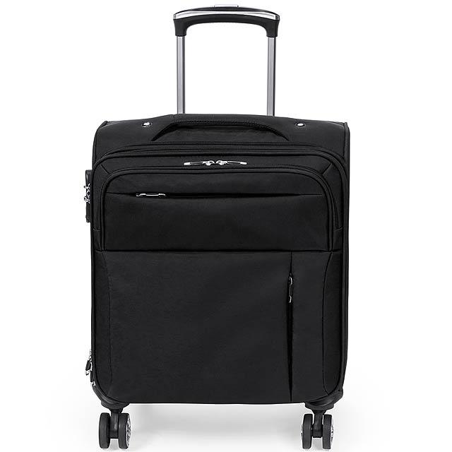 Zoidel kufr na kolečkách - černá