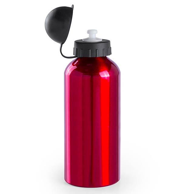 Barrister sportovní láhev - červená