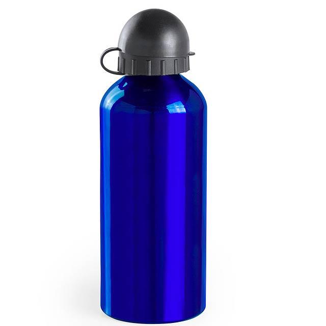 Barrister sportovní láhev - modrá