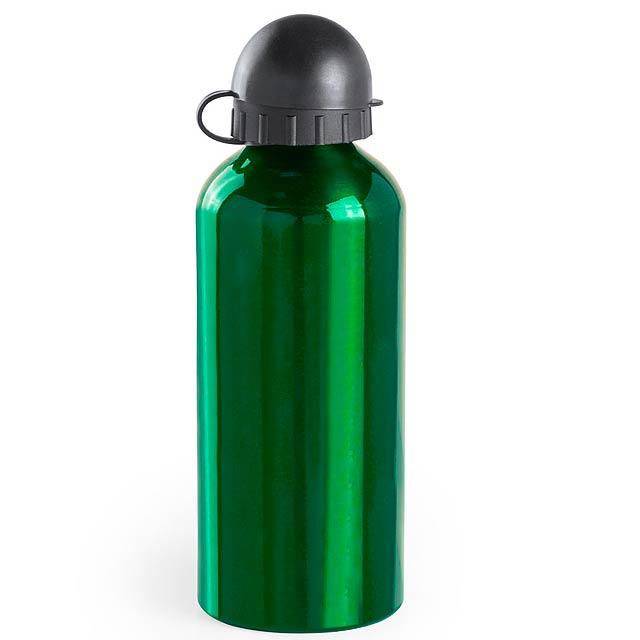 Barrister sportovní láhev - zelená