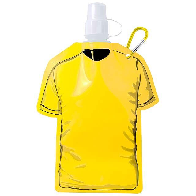 Zablex sportovní láhev - žlutá