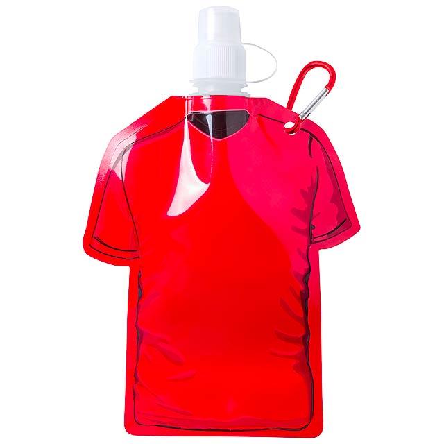 Zablex sportovní láhev - červená