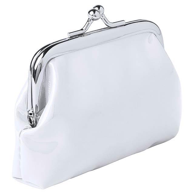 Zirplan peněženka - bílá