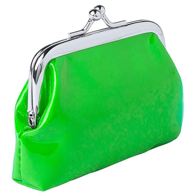 Zirplan peněženka - zelená