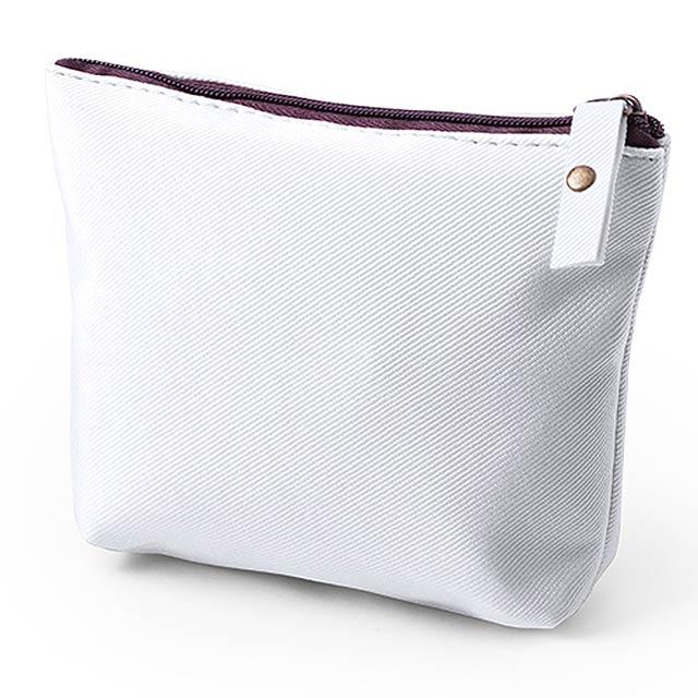 Wobis kosmetická taška - bílá