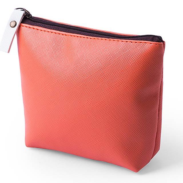Wobis kosmetická taška - oranžová