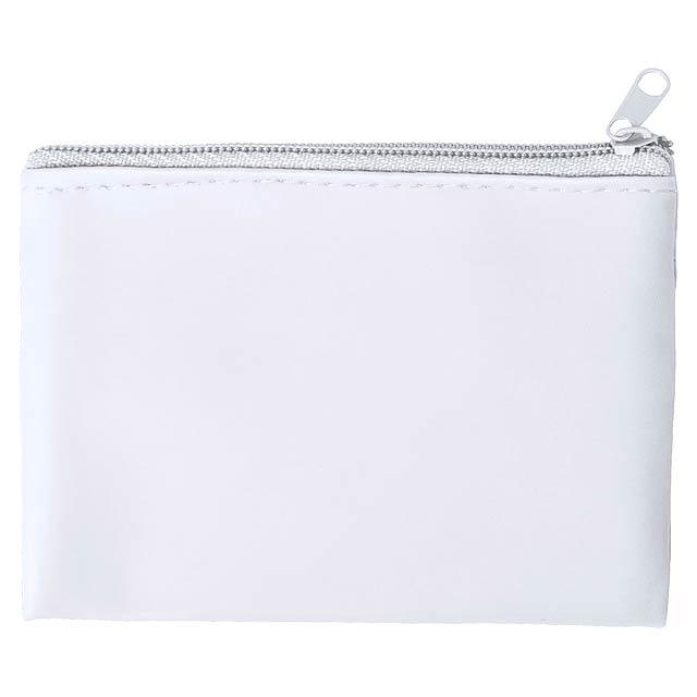 Dramix peněženka - bílá