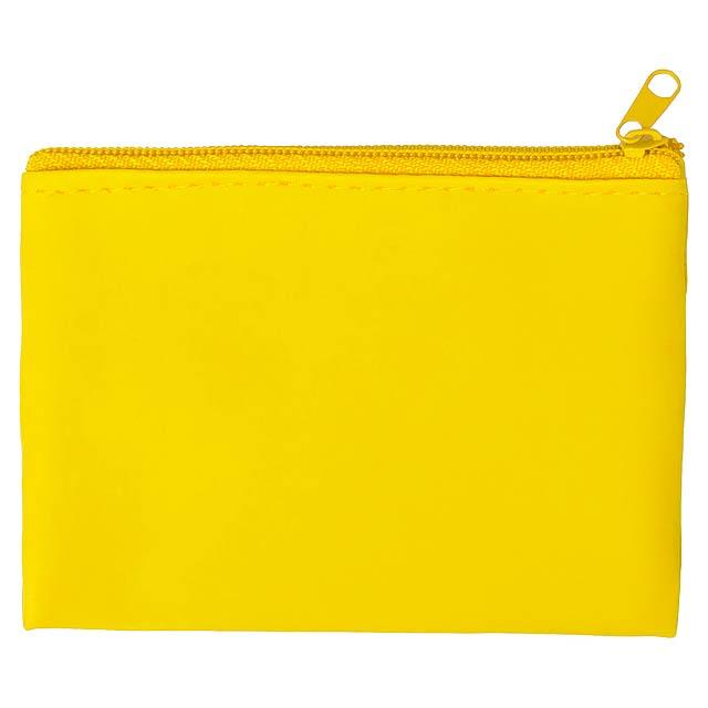 Dramix peněženka - žlutá