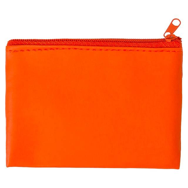 Dramix peněženka - oranžová
