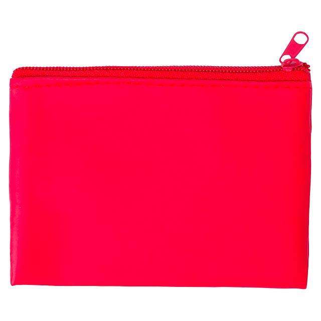 Dramix peněženka - červená