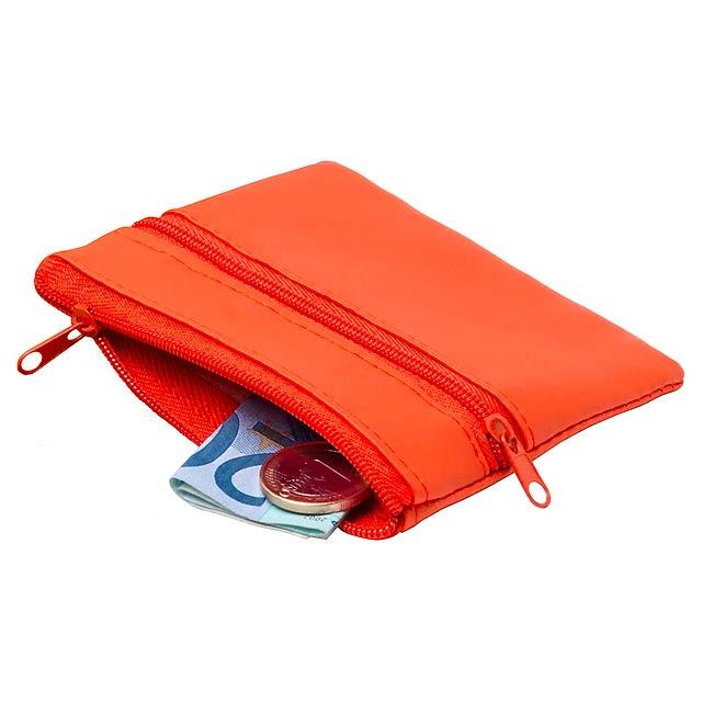 Ralf peněženka - oranžová