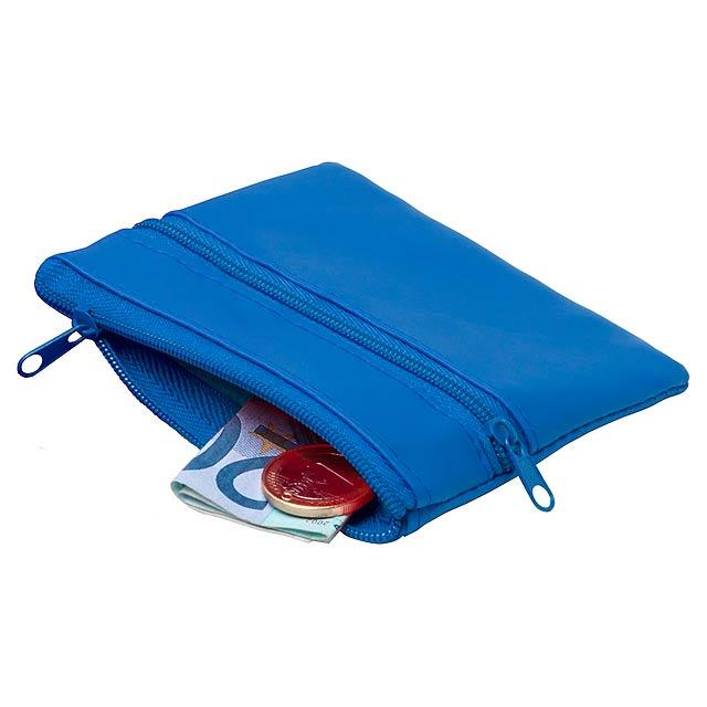Ralf peněženka - modrá