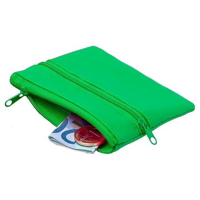 Ralf peněženka - zelená