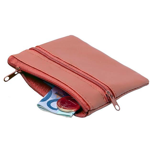 Ralf peněženka - hnědá