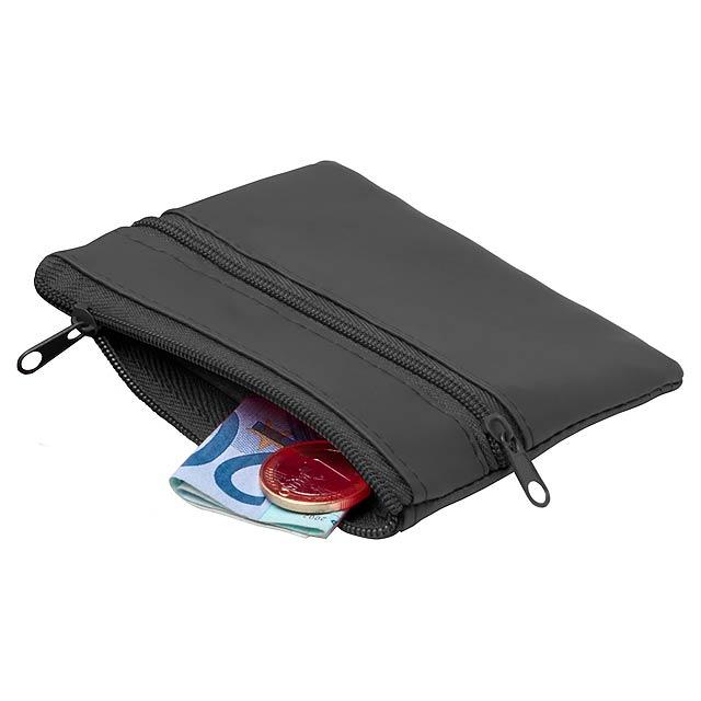 Ralf peněženka - černá