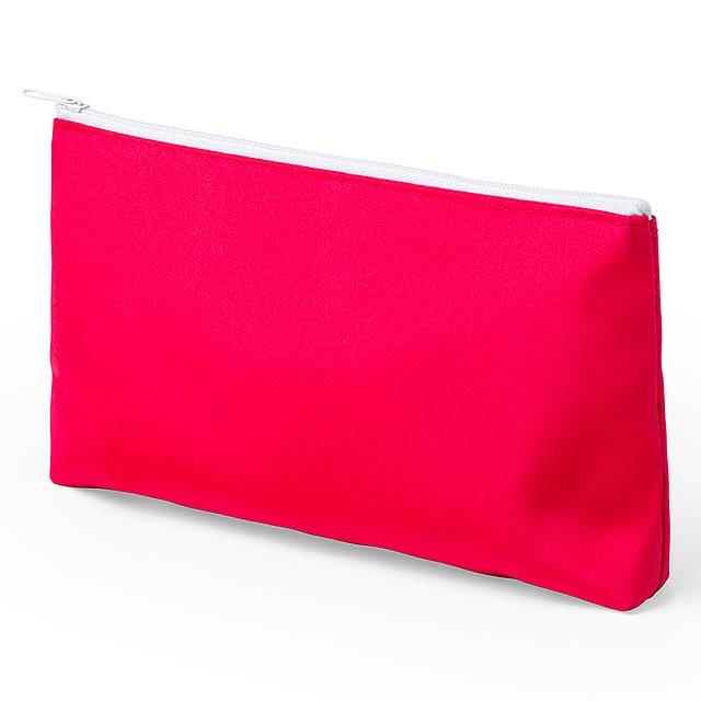 Rarox kosmetická taška - červená