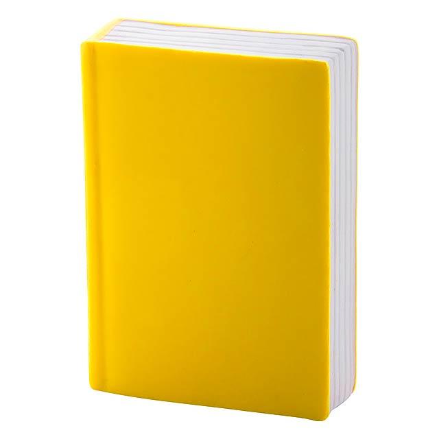 Libron antistres - žlutá
