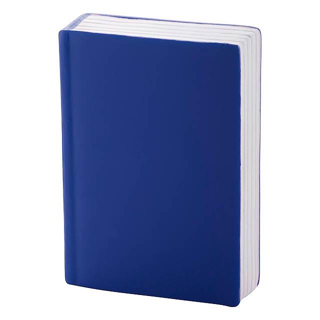 Libron antistres - modrá