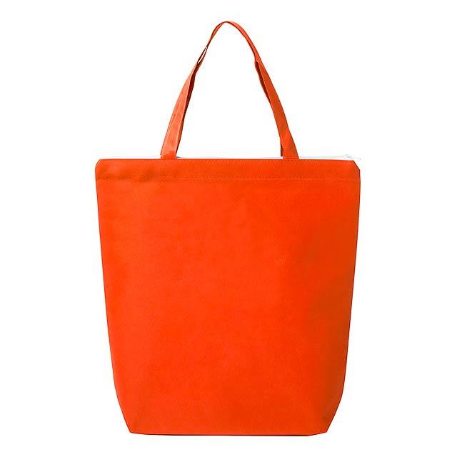 Kastel nákupní taška - oranžová