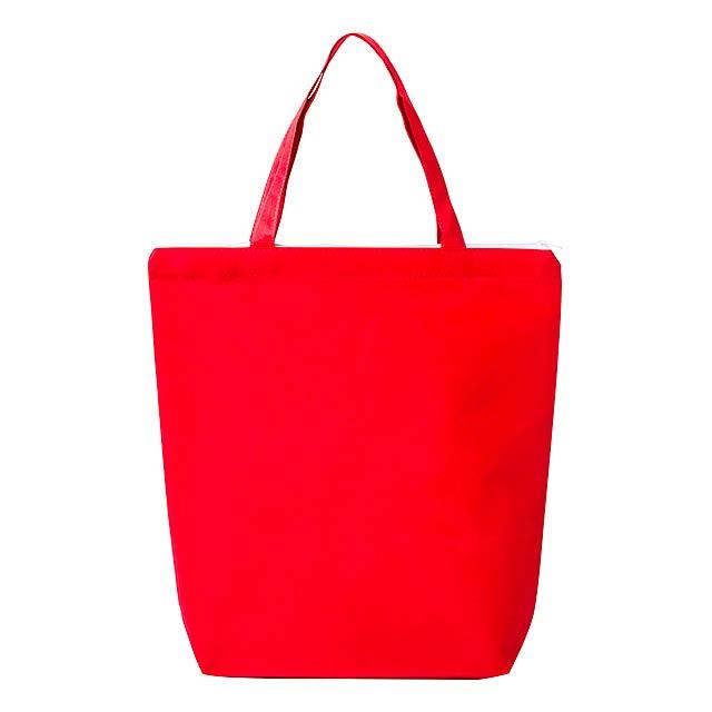 Kastel nákupní taška - červená
