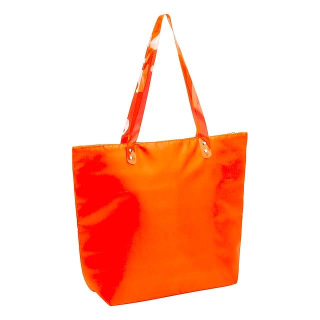 Vargax plážová taška - oranžová