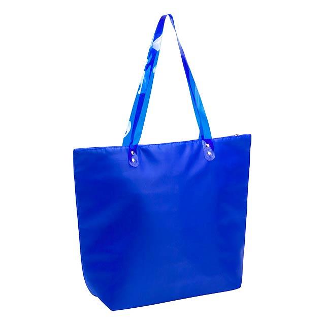 Vargax plážová taška - modrá