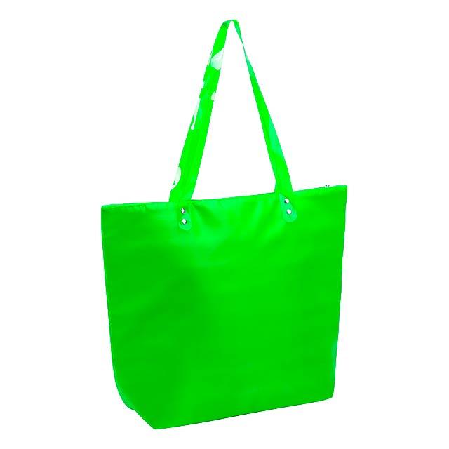 Vargax plážová taška - zelená