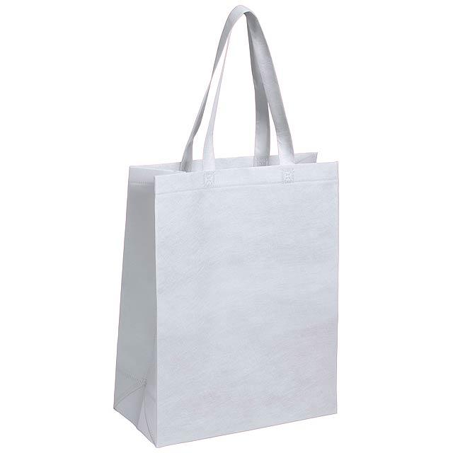 Cattyr nákupní taška - bílá