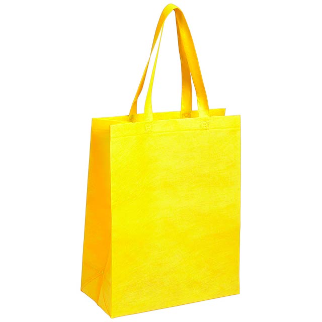 Cattyr nákupní taška - žlutá