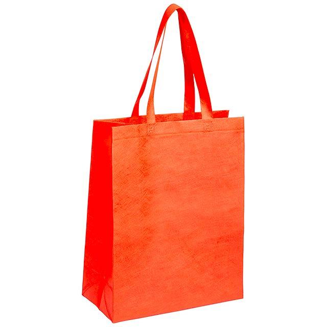 Cattyr nákupní taška - oranžová