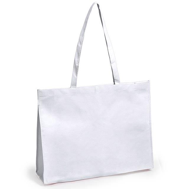 Karean nákupní taška - bílá