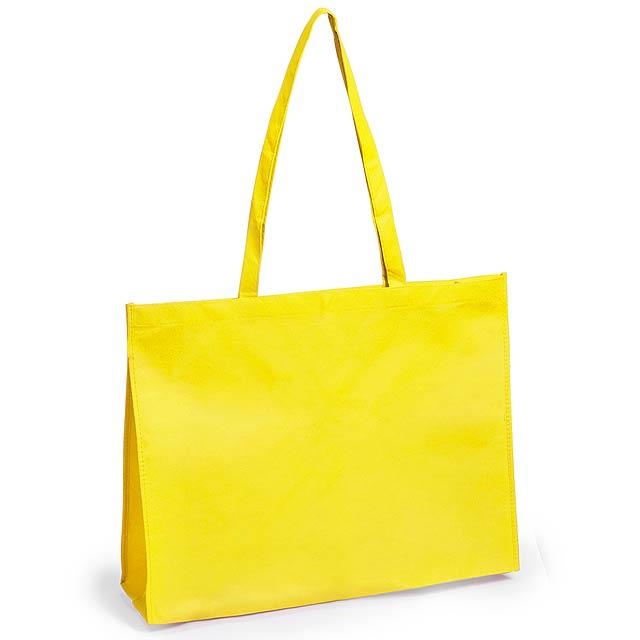 Karean nákupní taška - žlutá