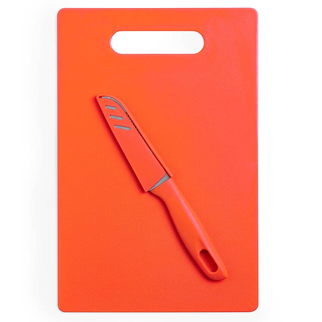 Yulix kuchyňská sada - oranžová