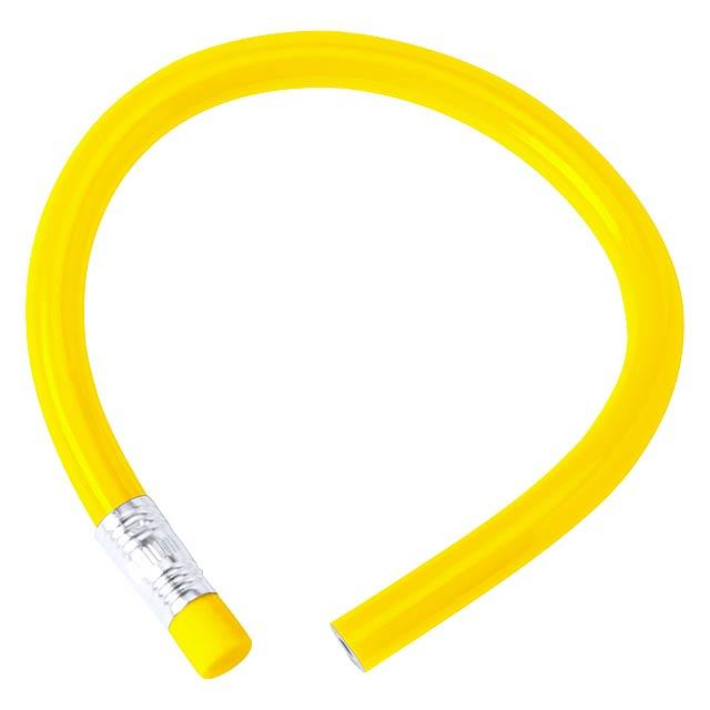 Pimbur ohebná tužka - žltá