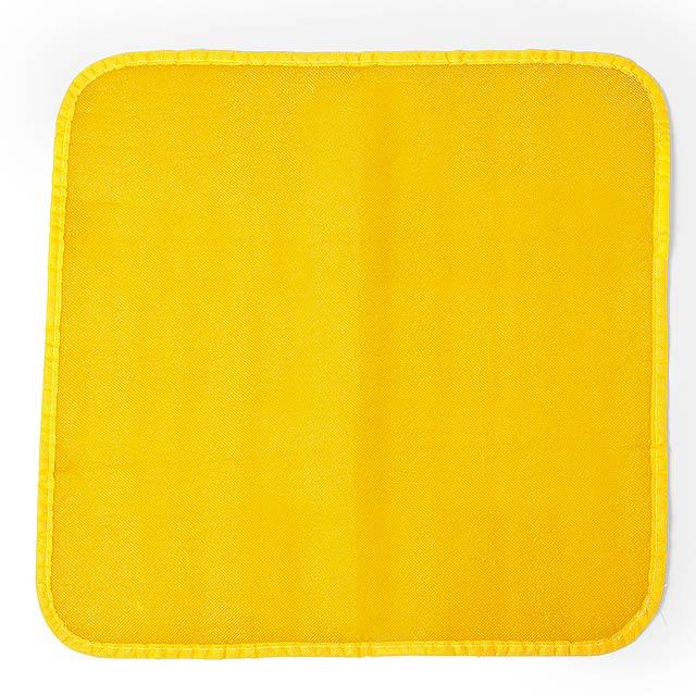 Misbiz kobereček - žlutá