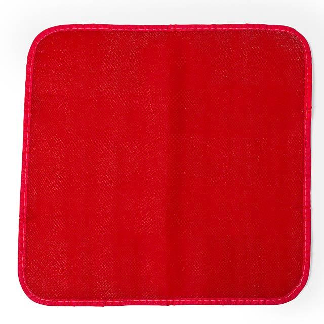 Misbiz kobereček - červená
