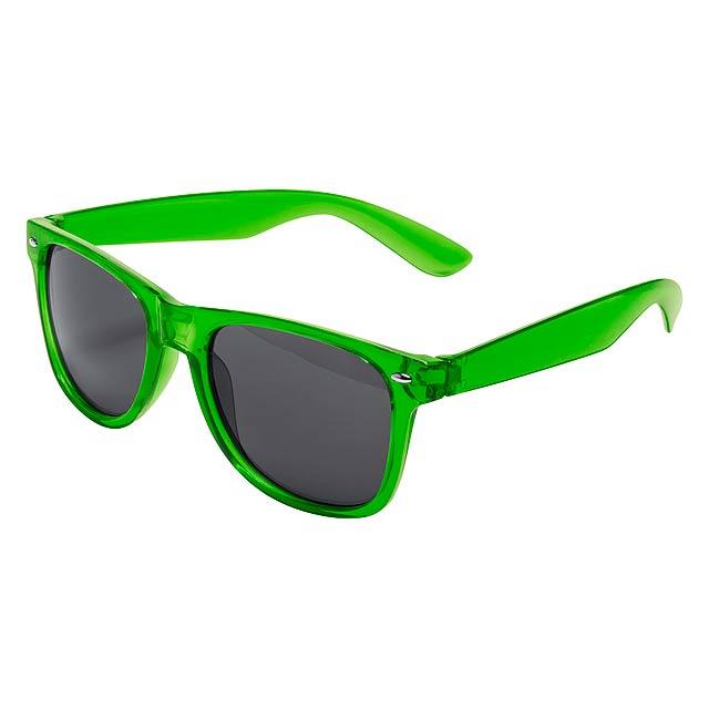 Musin sluneční brýle - zelená