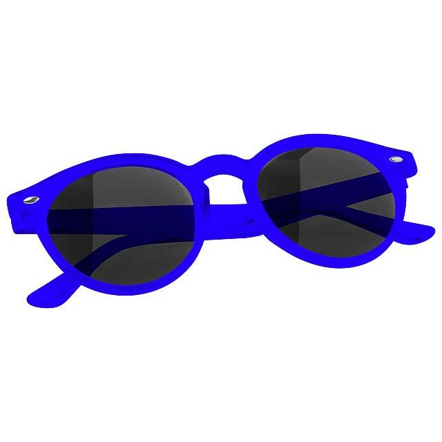 Nixtu sluneční brýle - modrá