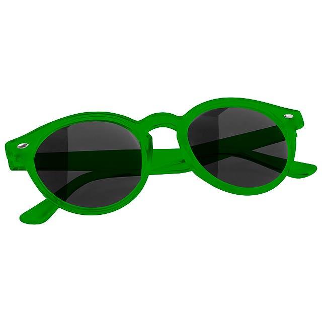 Nixtu sluneční brýle - zelená