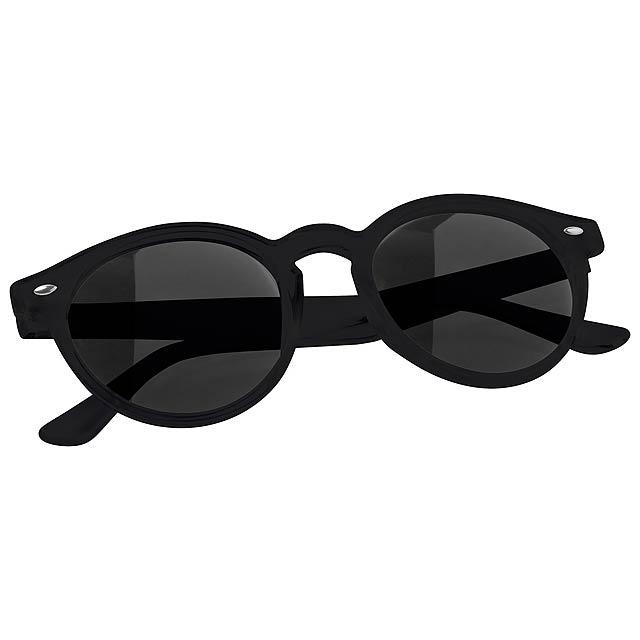 Nixtu sluneční brýle - černá