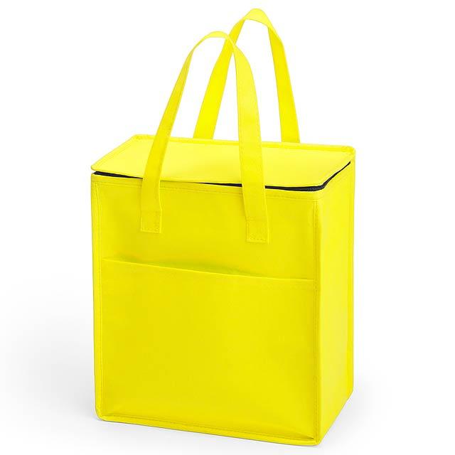 Lans chladící taška - žlutá