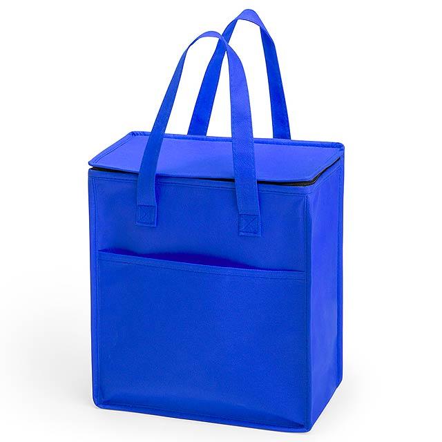 Lans chladící taška - modrá
