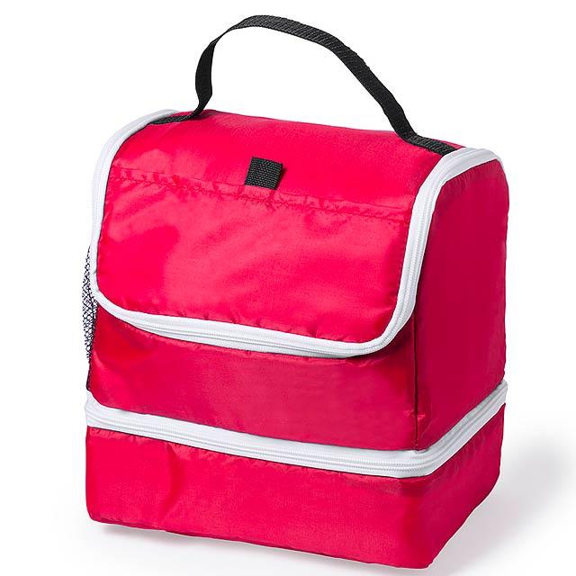 Artirian chladící taška - červená