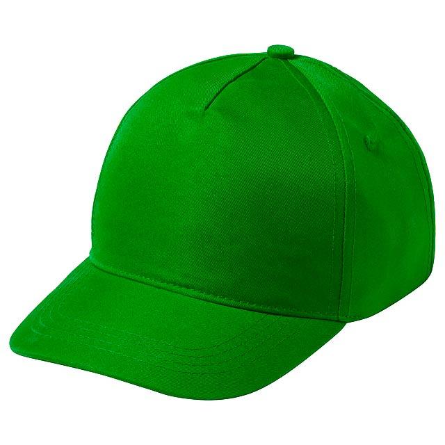 8a576a99385 Krox - baseballová čepice - zelená