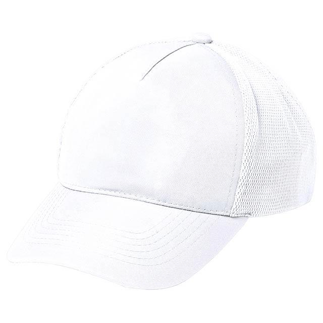 Karif baseballová čepice - bílá