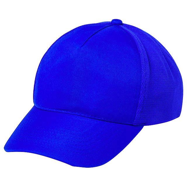 Karif baseballová čepice - modrá